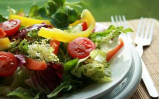 Блюда раздельного питания