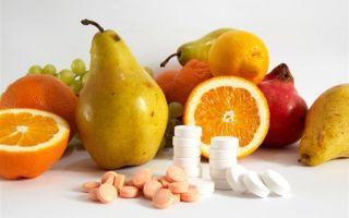 Виды витаминов и их роль в организме