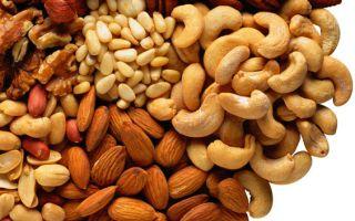 Удивительная польза орехов для здоровья