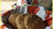Вкусное овсяное печенье из геркулеса