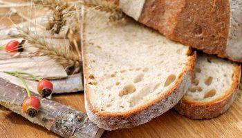 Белый бездрожжевой хлеб, рецепт