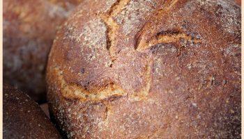 Ржаной бездрожжевой хлеб
