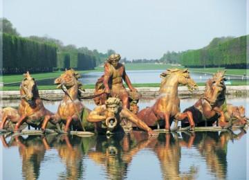 6 самых красивых фонтанов Европы