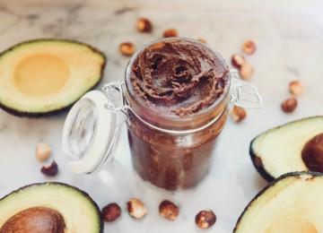 Домашняя Nutella с авокадо – фитнес рецепт