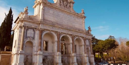 15 самых известных и впечатляющих фонтанов Рима с фото и описанием