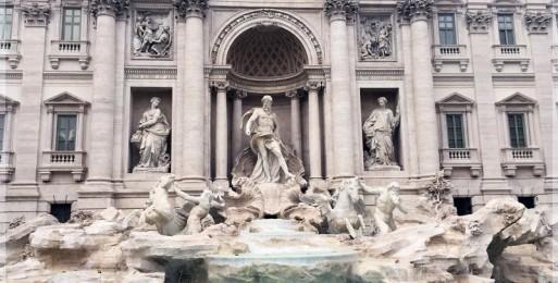 Фонтан Треви в Риме — полное описание, секреты и легенды, местонахождение и советы туристам.