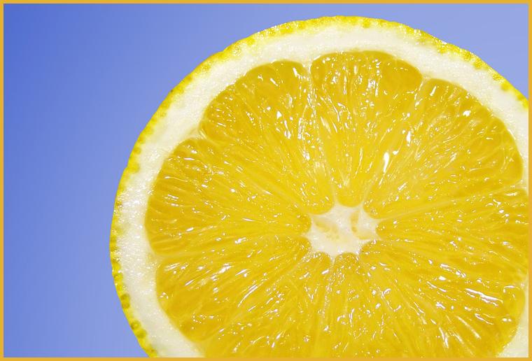 Очищение организма лимоном (+чесноком)