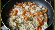 Как приготовить ризотто с сыром и тыквой по тоскански