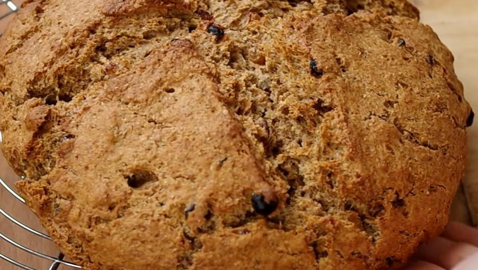 Традиционный ирландский содовый хлеб