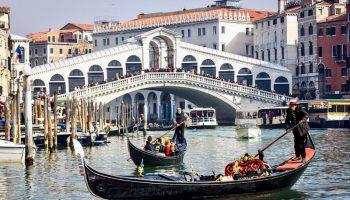 5 главных достопримечательностей Венеции
