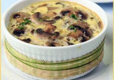 грибы с сыром2