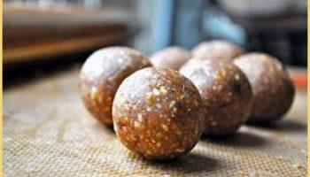 Оригинальные конфеты «Домашний сникерс» своими руками