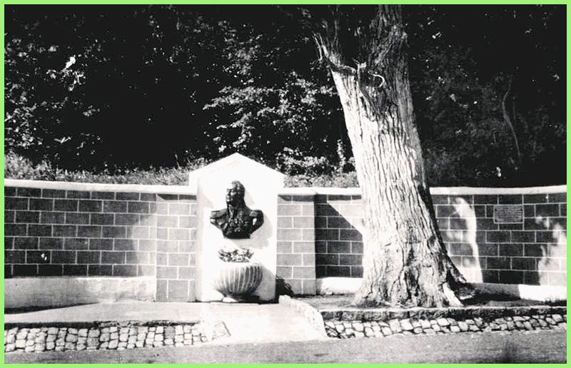 Кутузовский фонтан - уникальный мемориальный комплекс в Крыму