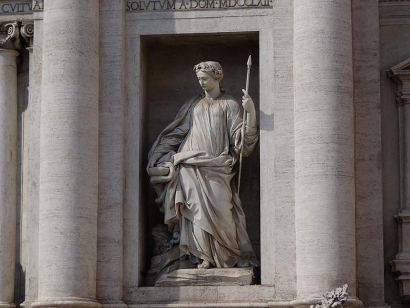 Статуя Здоровья