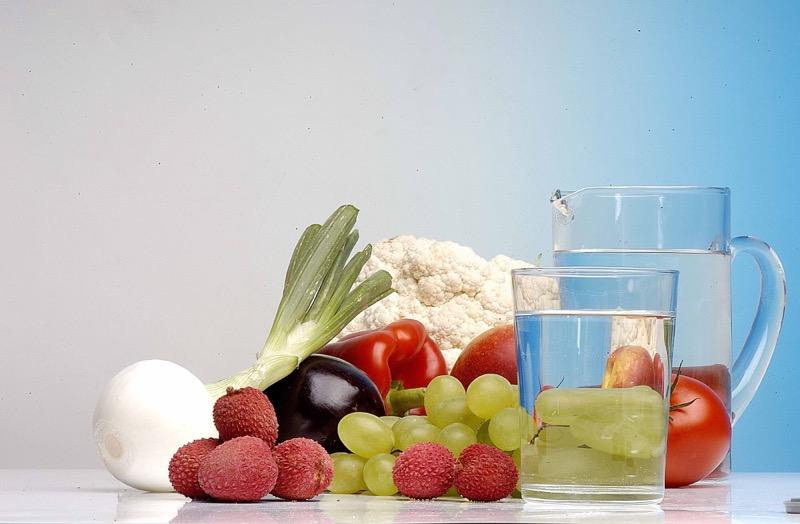 Вода и питание