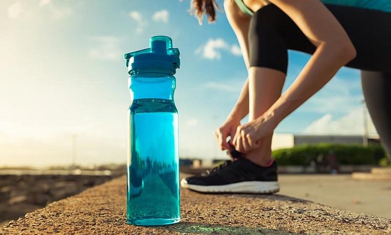 Вода и тренировка