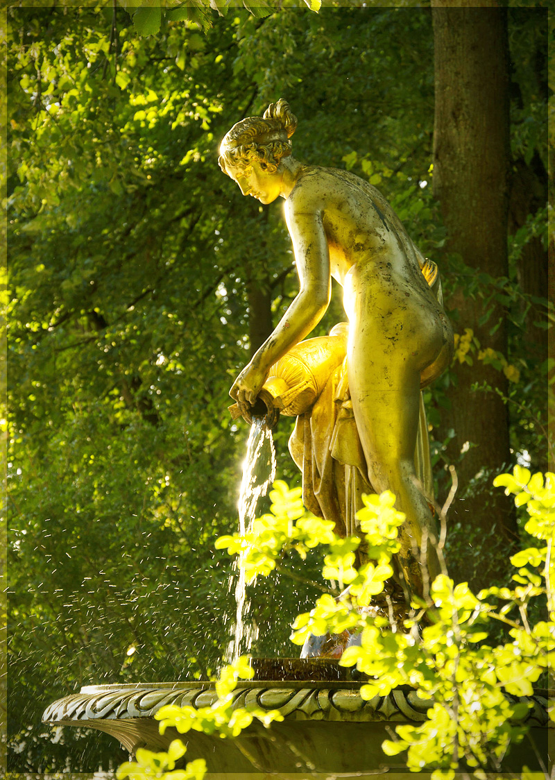 фонтан Данаида