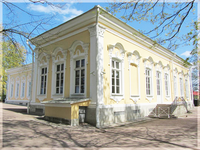 Музей Екатерининский корпус