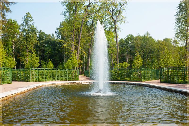 фонтан Лабиринт в Петергофе