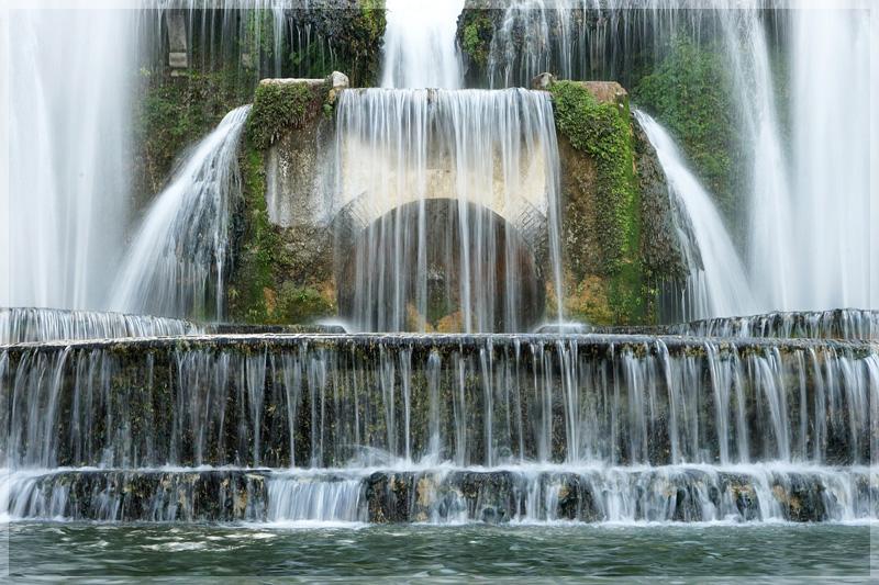 фонтаны в Тиволи