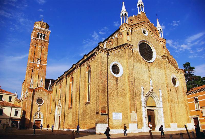 Собор Санта Мария Глориоза деи Фрари