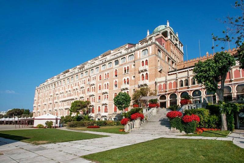 Отель Лидо ди Венеция