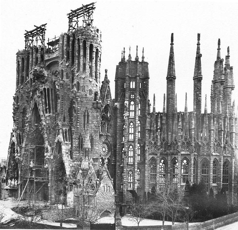 храм святого семейства старое фото