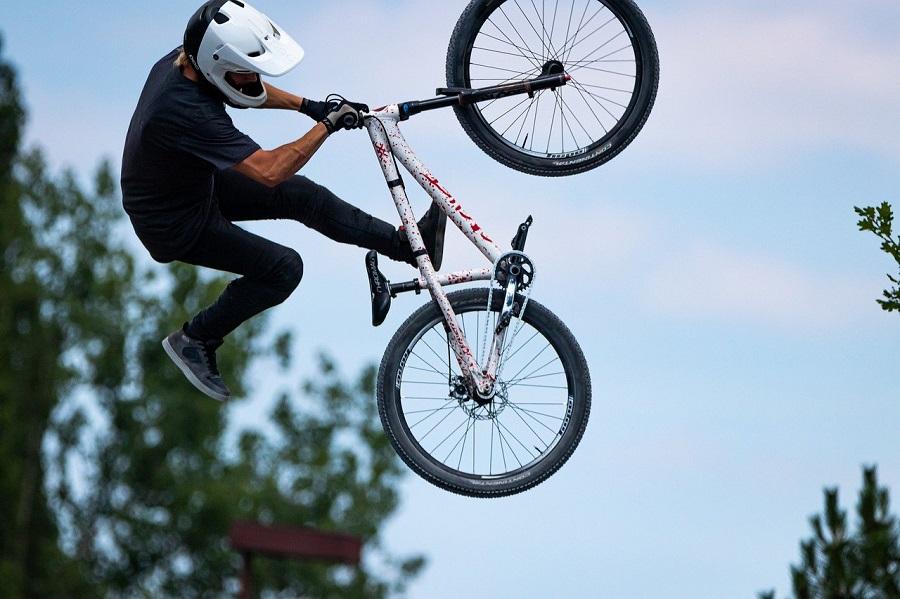 пружки на велосипеде